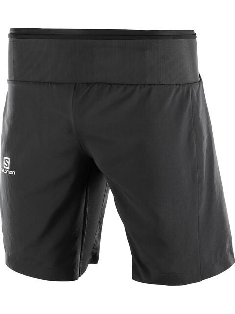 Salomon M's Trail Runner Twinskin Shorts black